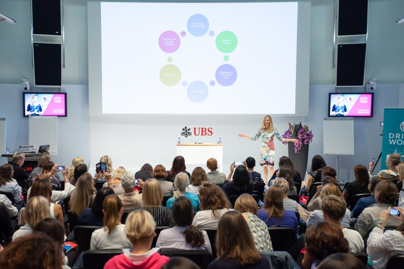 Driven Women, Festival of Doers Zürich 2018.